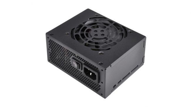 Best compact power supply: Silverstone SFX Series SST-SX550