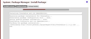 إعداد وتكوين FreeRadius على Captive Portal في سيرفر pfsense شرح بالتفصيل