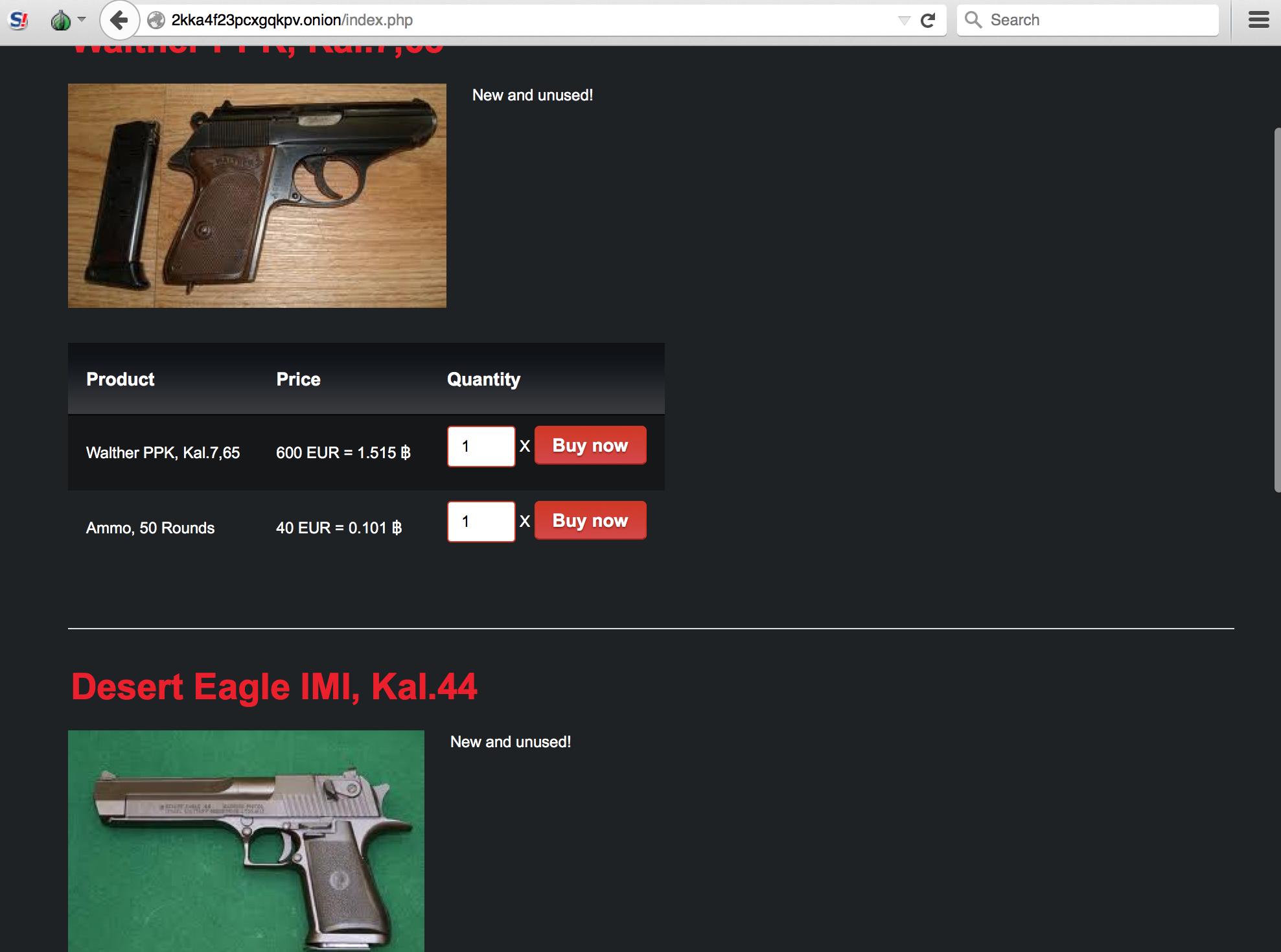 Darknet guns hyrda браузер с тор на андроид hydra
