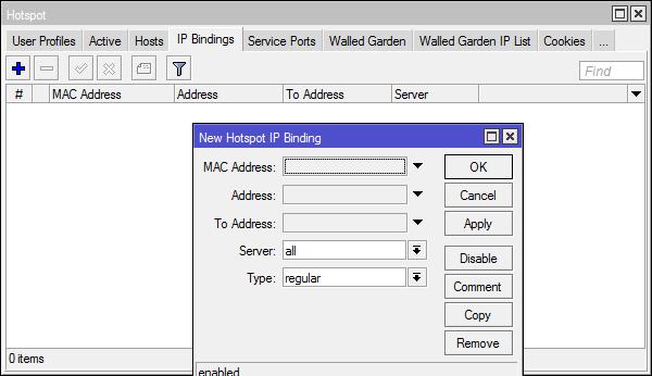دخول المستخدم تلقائي للشبكة دون الحاجة لكتابة بيانات الدخول في صفحة الهوتسبوت