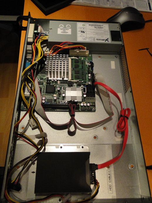 pfSense-SuperMicro-SSDDisk