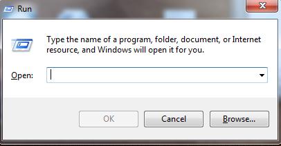إغلاق جهازالكمبيوتر بوقت محدد