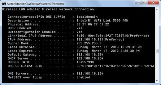 يجب على العملاء الإشارة إلى LAN IP الخاص بنظام PfSense لاستعلامات DNS.