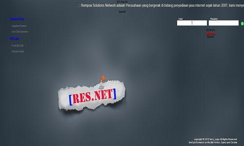 ResNet hotspot