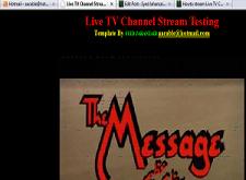 كيفية بث قناة او ملف محلي عبر الشبكة باستخدام VLC GUI و CLI