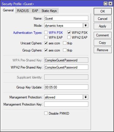 Guest - VLAN - WiFi  كيفية اعداد Guest (VLAN) WiFi في الميكروتك لحمايتة من الاختراقات