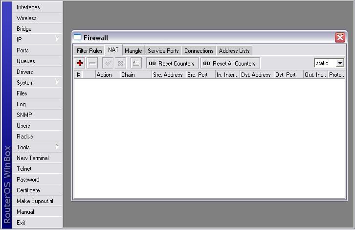 شرح كيفية إعداد full-NAT على سيرفر Mikrotik RouterOS بطريقة مبسطة