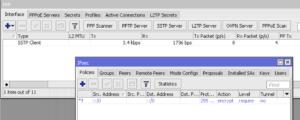 خدمات VPN متعددة للميكروتك
