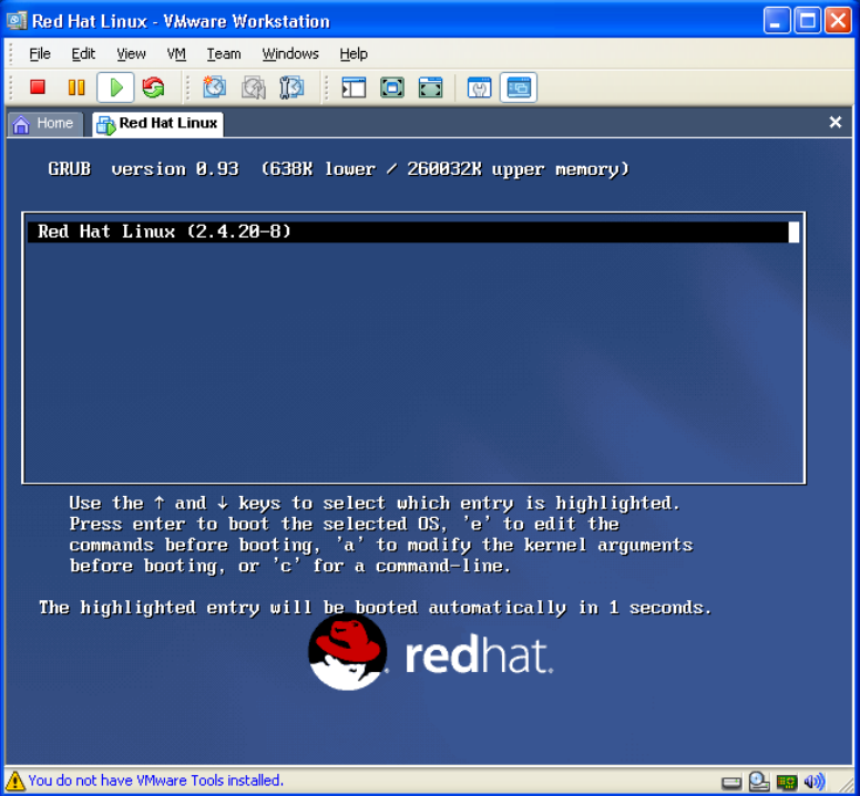 redhat-install.
