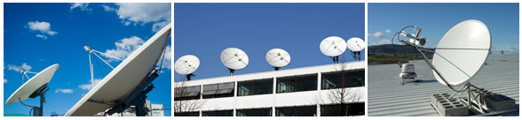 Satellite Dishes - Stationary Systems