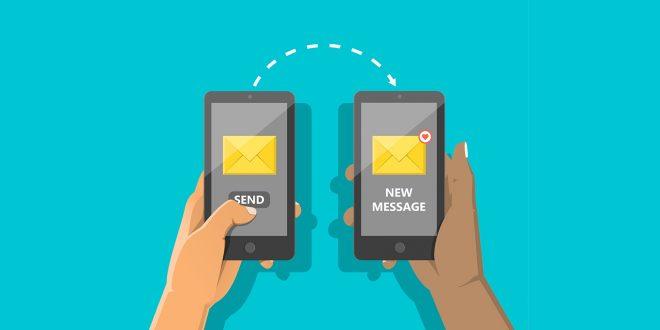 إرسال الرسائل بدون إنترنت