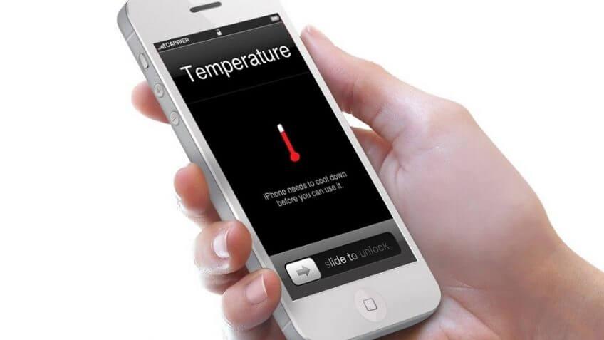 حل مشكلة سخونة الهاتف ونفاذ البطارية