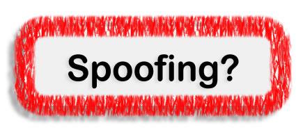 ما هو الـ Spoofing