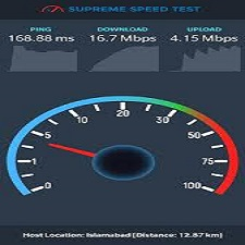 اداة Speed Test لميكروتك - اداة اختبار السرعة لراوتر الميكروتك